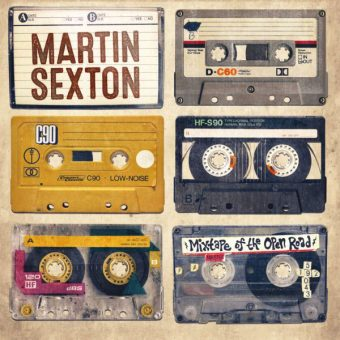 Martin Sexton – Mixtape of the Open Road CD