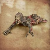 AMC Robert Kirkman's The Walking Dead Bicycle Girl USB Flash Drive