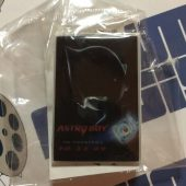 Astro Boy Alectralights Collectible Light Up Pin SDCC 2009
