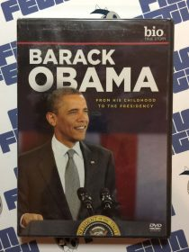 Bio: Barack Obama – From His Childhood to the Presidency DVD