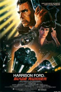 Blade Runner 24 x 36 inch Movie Poster