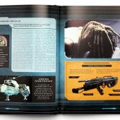 The Book of Alien: Augmented Reality Survival Manual Hardcover Edition