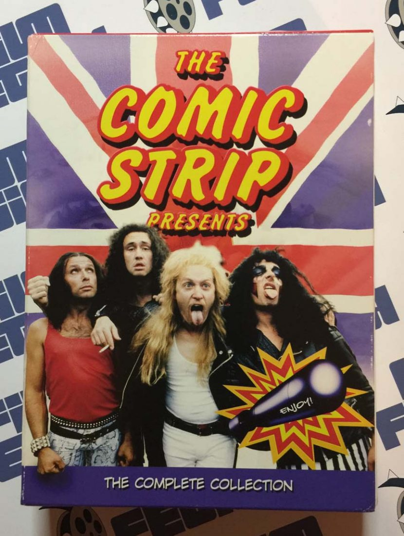 The Comic Strip Presents: The Complete Collection 9-Disc DVD Box Set