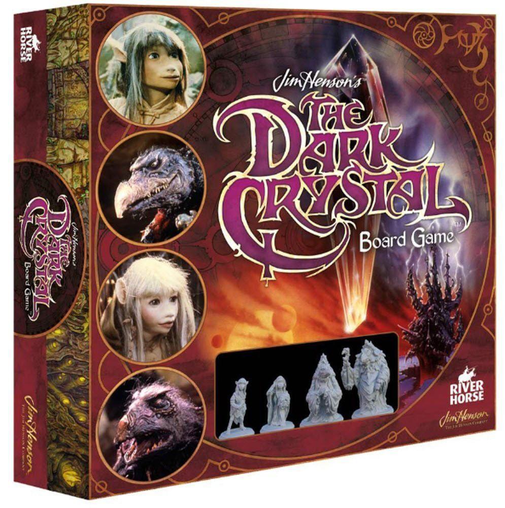 Jim Henson's The Dark Crystal Collectors Board Game