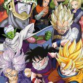 Dragonball Z Cell Saga 24 x 36 inch Anime Poster