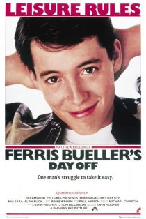Ferris Bueller's Day Off 24 x 36 inch Movie Poster