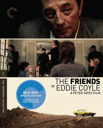 The Friends of Eddie Coyle Special Edition Criterion Collection Blu-ray