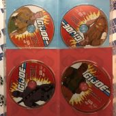 G.I. Joe A Real American Hero: Season 1.1 – 4 DVD Box Set