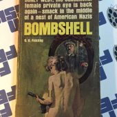 Honey West, Bombshell Original TV Tie-in Paperback (1964)