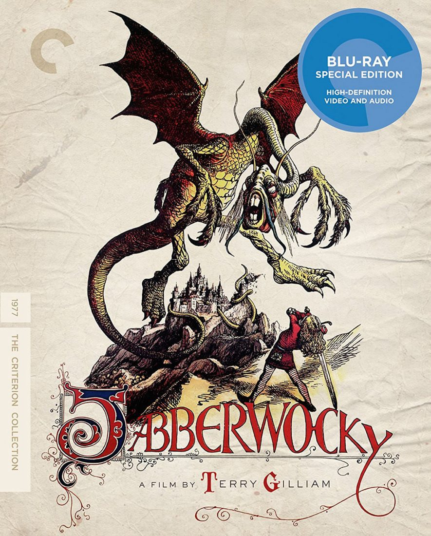 Terry Gilliam's Jabberwocky Special Edition Criterion Collection Blu-ray