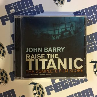 Raise the Titanic – The Complete Film Score by John Barry