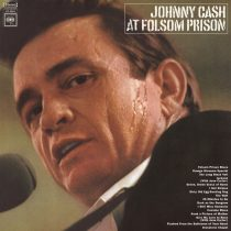 Johnny Cash in Concert at Folsom Prison – Vinyl
