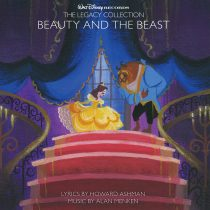 Walt Disney Records The Legacy Collection: Beauty And The Beast + Collector's Book, Concept Art and Film Stills