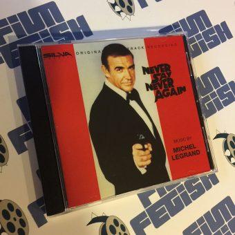 Never Say Never Again Original Soundtrack Recording – Music by Michel Legrand