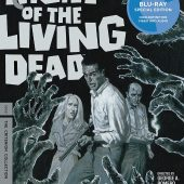 George A. Romero's Night of the Living Dead Special Edition Criterion Collection Blu-ray