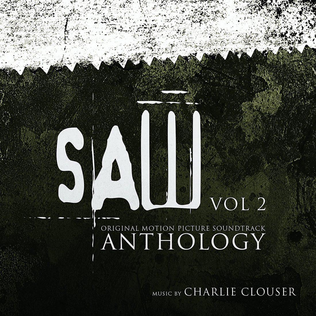 Saw Anthology Volume 2: Original Motion Picture Music Soundtrack