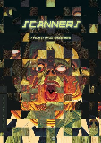 David Cronenberg's Scanners Special Edition Criterion Collection DVD