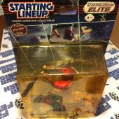 Hasbro Cincinnati Reds Ken Griffey Jr. MLB Starting Lineup Elite 2000 Figure with Pacific Trading Card