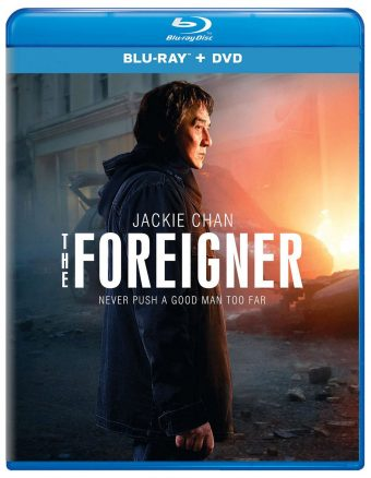 Jackie Chan's The Foreigner Blu-ray + DVD