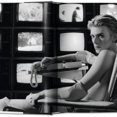 David Bowie in The Man Who Fell to Earth Hardcover Edition