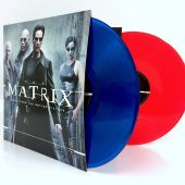 The Matrix – Music From The Motion Picture Red & Blue Pill 2-Disc Limited Edition Vinyl Set