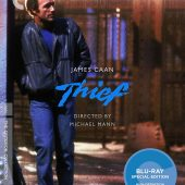 Michael Mann's Thief Special Edition Criterion Collection Blu-ray