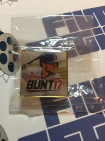 Topps Bunt 17 App Collectible Pin NYCC 2017