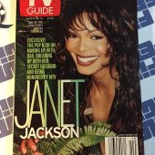 TV Guide Magazine March 10-16, 2001 – Janet Jackson Collector's Cover B