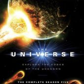 The Universe: The Complete Season Five 2-DVD History Channel Box Set