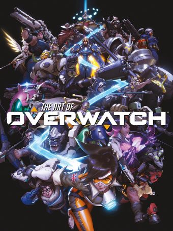 The Art of Overwatch Hardcover Edition (2017)