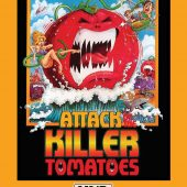 Attack of the Killer Tomatoes 2-Disc Special Edition [DVD + Blu-ray, 2018]