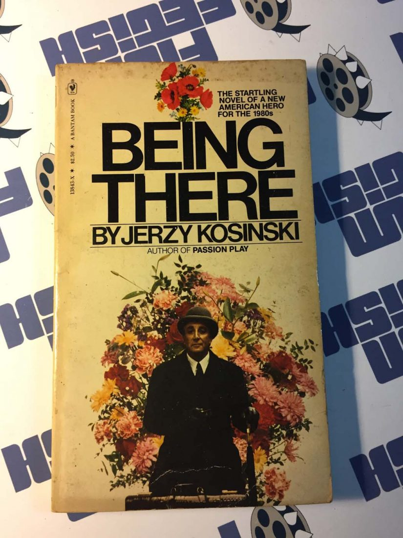 Being There Paperback Movie Tie-In Edition by Jerzy Kosinski (1980)