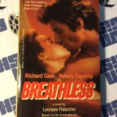 Breathless Paperback Movie Tie-In Edition by Leonore Fleischer