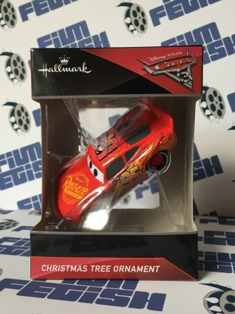 Disney Pixar Cars 3 Tree Ornament by Hallmark