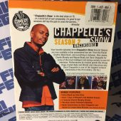 Chappelle's Show Complete Season 2: Uncensored 3-Disc DVD Set