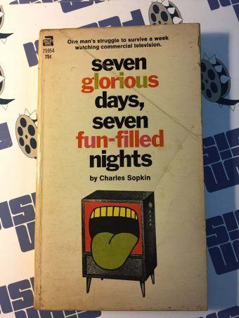 Seven Glorious Days, Seven Fun-Filled Nights – Ace Book Paperback Edition (1968)