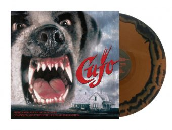 Cujo Music from the Motion Picture Composed and Conducted by Charles Bernstein – Limited Edition Vinyl