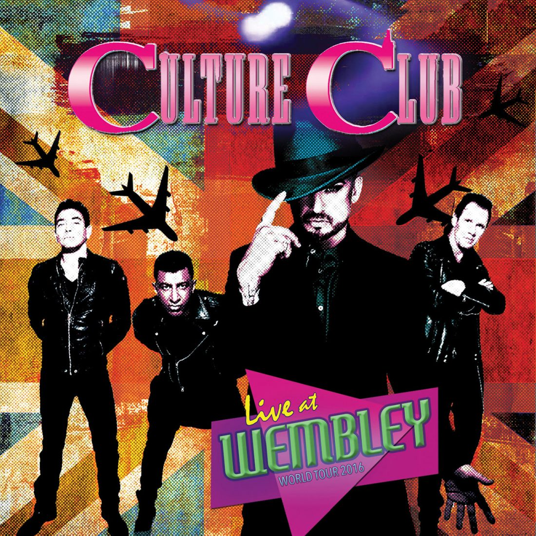 Culture Club – Live At Wembley 3-Disc Deluxe Edition Combo Set [Blu-ray/DVD/CD]