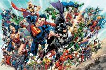DC Rebirth 34 x 22 inch Comics Poster