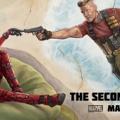 New Deadpool 2 trailer will make you shit your pants while jamming to LL