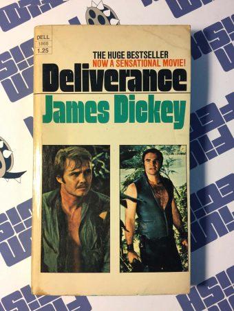 Deliverance – Original Movie Tie-In Paperback (1972)