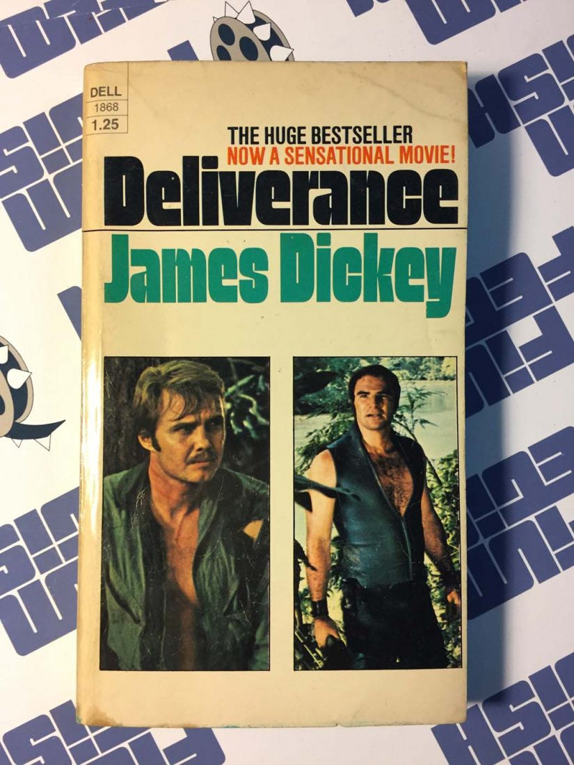 Deliverance – Original Movie Tie-In Paperback (1972)
