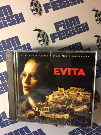 Evita: The Complete Motion Picture Music Soundtrack 2-Disc Set