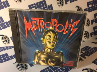 Metropolis (1927) Original Motion Picture Soundtrack – Music Composed and Produced by Giorgio Moroder