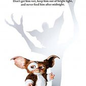 Gremlins – Don't Get Him Wet 24 x 36 inch Movie Poster