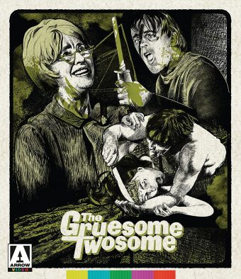 The Gruesome Twosome Special Edition Blu-ray