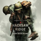 Hacksaw Ridge Original Motion Picture Soundtrack – Music by Rupert Gregson-Williams