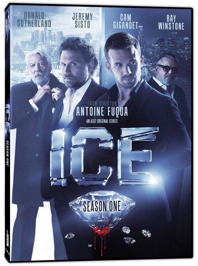 Antoine Fuqua's ICE Season One 3-Disc Set – Donald Sutherland, Jeremy Sisto, Cam Gigandet