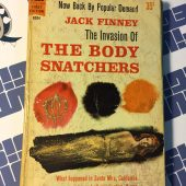 The Invasion of the Body Snatchers – Dell First Edition Paperback (1961)