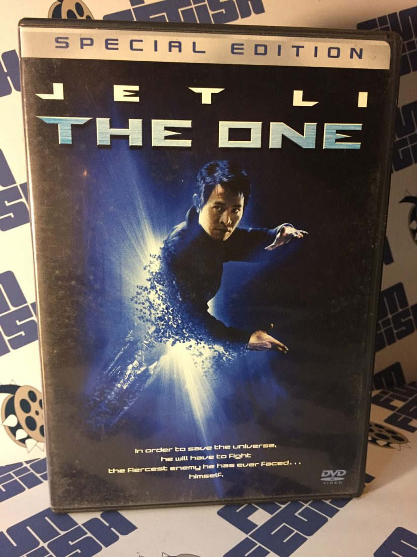 Jet Li The One Special Edition DVD